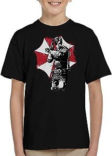 Resident Evil RPD Police Officer Kid's T-Shirt