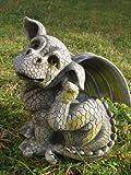 INES4294 Niño en Lugar Itch–Dragon de gárgola