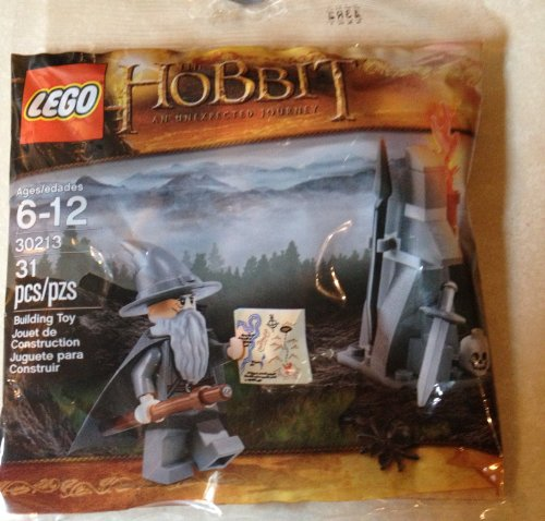 Lego Hobbit set #30213 Gandalf (japan import)