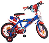 Toims 874 Spiderman Bicicletta per bambini 14