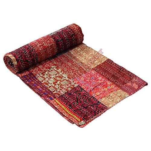 Handwerk Basar R Indien Handgewebt Vintage...