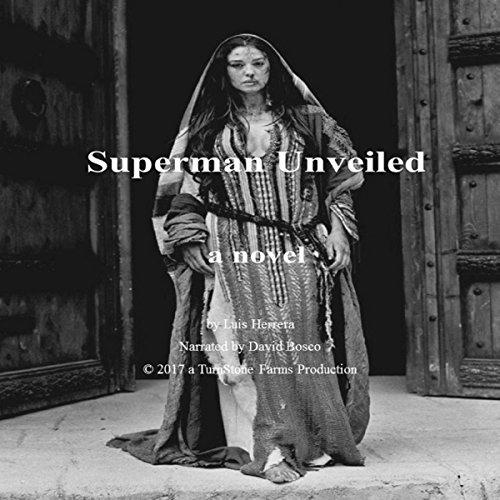 Superman Unveiled audiobook cover art