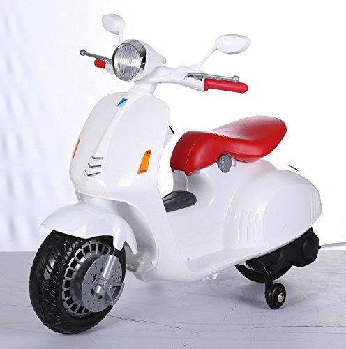 Moto scooter elettrica 12v (tipo vespa piaggio)