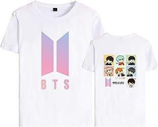 8d050df9bc70 Amazon.es: BTS - Camisetas, tops y blusas / Mujer: Ropa