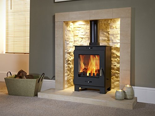 Flavel Arundel 4.9kw Multifuel Wood Burning Stove