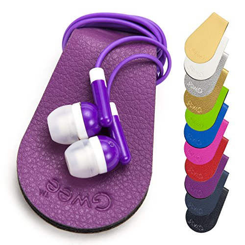 Gwee - Sport Guppy, Magnetic Headphone Cable Storage Clip, Secure...