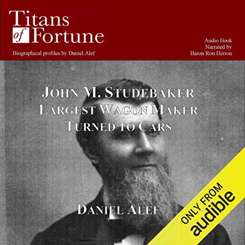 John M. Studebaker copertina