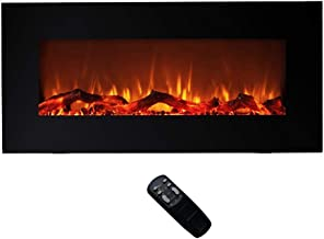 44 electric fireplace