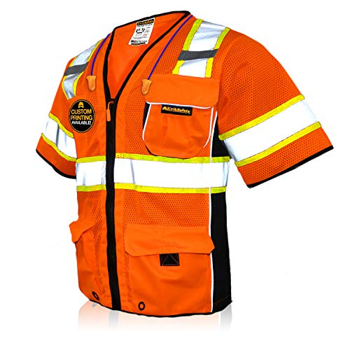 KwikSafety KS3302 Safety Vest