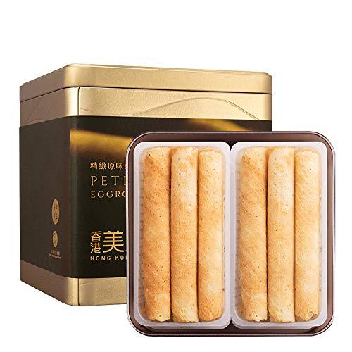 中国香港进口美心原味蛋卷36条礼盒早餐糕点食品点心零食208.8g