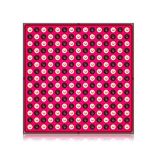 Cushion Dispositivo De Terapia Infrarroja, Panel LED De 45 W, Combinación De Lámpara LED De Infrarrojo Cercano De 850 NM Y Profundidad De 660 NM para La Belleza Muscular