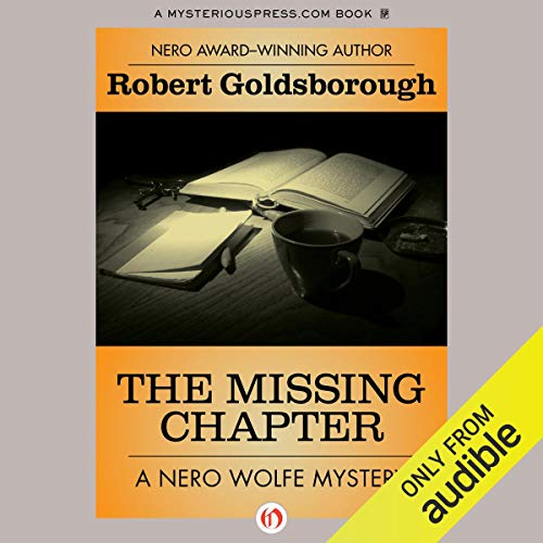 Couverture de The Missing Chapter