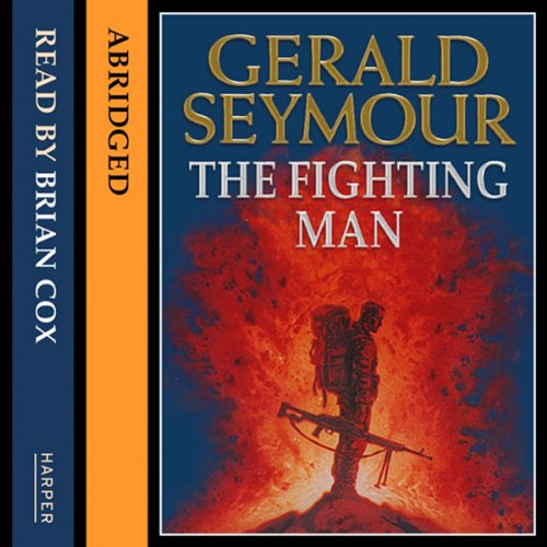 The Fighting Man audiobook cover art