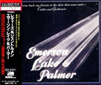 Welcome Back My Friends To The Show That Never Ends by Lake & Palmer Emerson