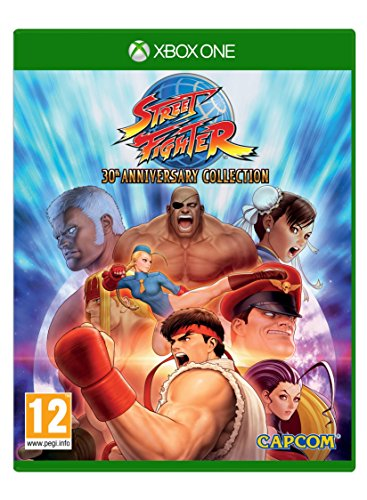 Street Fighter 30th Anniversary Collection (Xbox One) (輸入版)