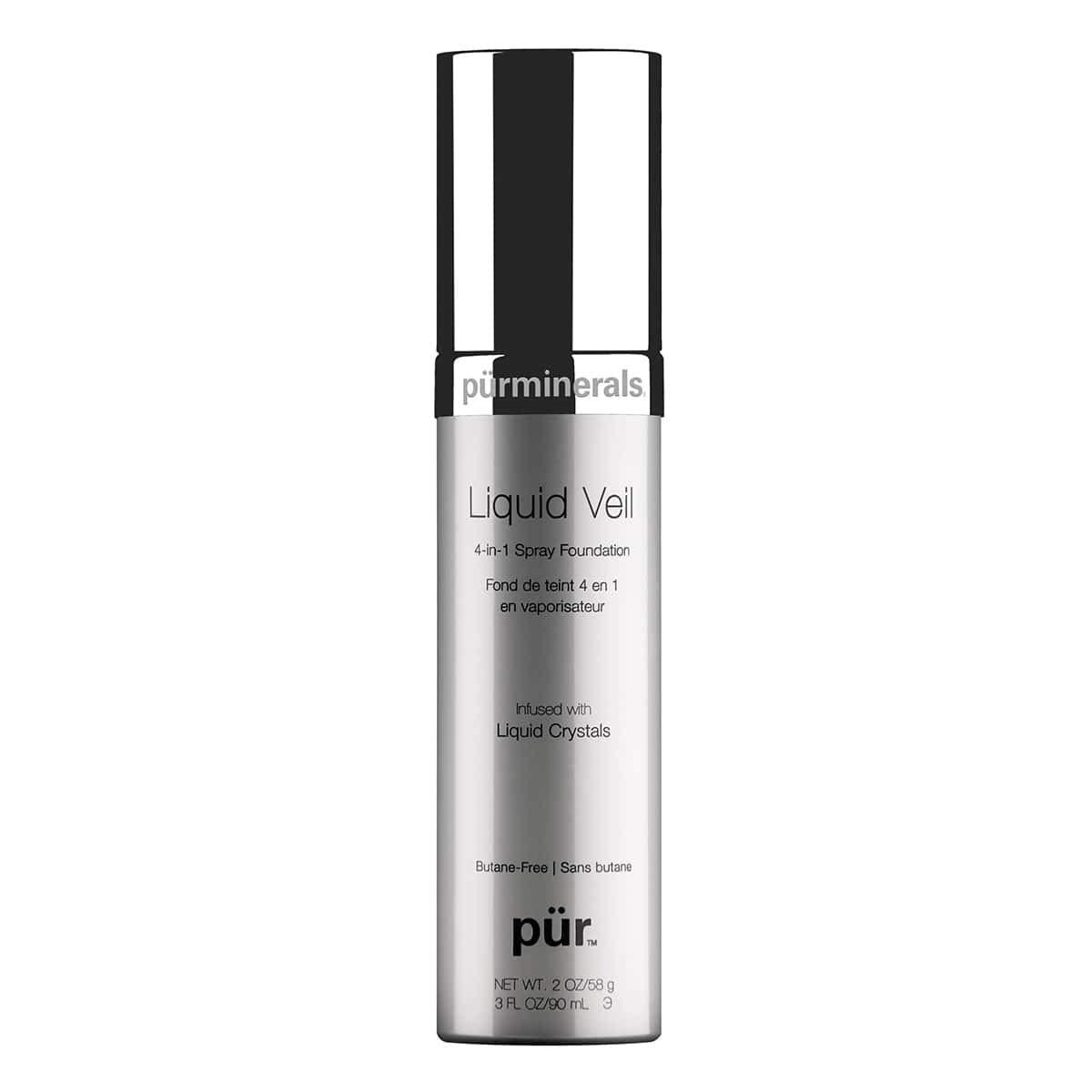 PUR Cosmetics 5 Popular brand popular Liquid Veil Airbrush Foundation Fl 3 Medium Oz in