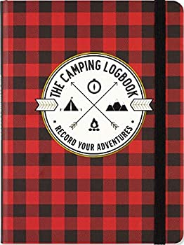 The Camping Logbook  Camping Journal   Record Your Adventures