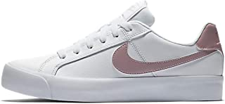 Nike WMNS Court Royale AC [AO2810-103] Women Casual Shoes White/Particle Rose/US 7.5