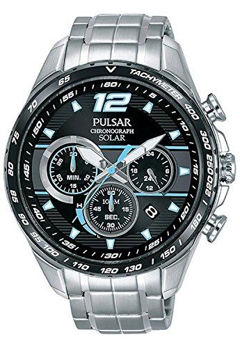 [セイコー パルサー] SEIKO PULSAR 腕時計 WRC RALLY ラリー ソーラー クロノグラフ メンズ PZ5031X1 [並行輸入品]