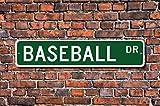 Vivityobert Regalo de béisbol de béisbol, cartel de béisbol, fanáticos de...