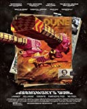 Jodorowsky's Dune - Poster - cm. 30 x 40 - Shipped Rolled
