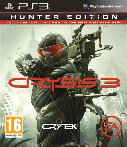Crysis 3 - Hunter Edition [PEGI]