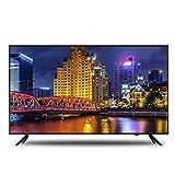 HOUSEHOLD Smart WiFi TV LCD de Alta definición, TV LED de Red Inteligente con Panel Plano, TV por Internet WiFi incorporada, múltiples interfaces de Dispositivos compatibles