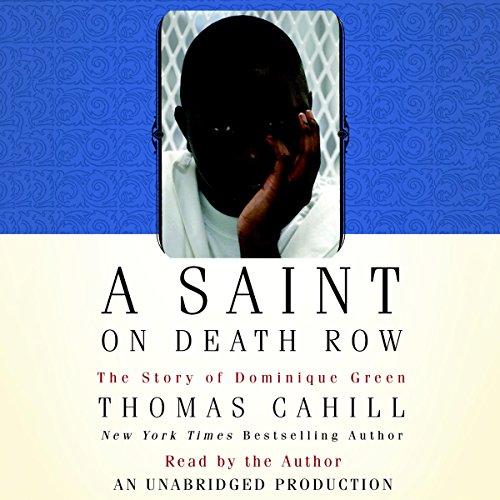 A Saint on Death Row audiobook cover art