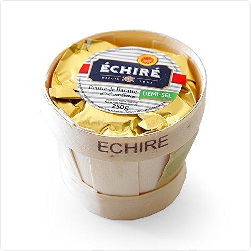 【250g×3個セット】フランス AOP 伝統 エシレ 有塩 バター バケツ入り [並行輸入品]