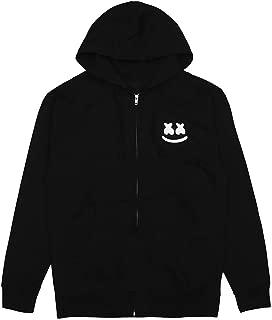 Authentic Merchandise - Smile Crest Zip-Up Hoodie - Mens Unisex Styling