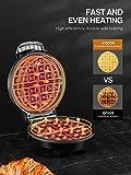 Zoom IMG-2 piastra per waffle belga aicook