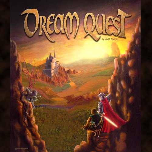 Couverture de DreamQuest