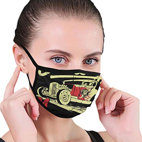 Mascarilla facial transpirable para hombres y mujeres a prueba de viento, reutilizable para el cuello, cubrebocas para adultos lavables