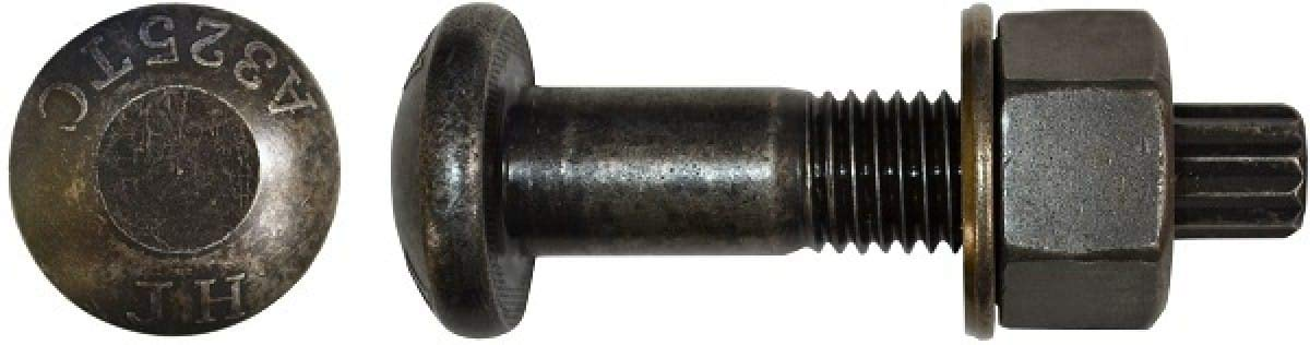 1 inch X 3 A325 Max 75% OFF TC Bolt DH A563 Nut Hex Heavy Popular overseas with Assembly