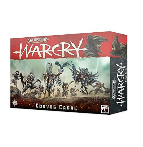 Games Workshop Warhammer AoS - Grito de Guerra: Corvus Cabal
