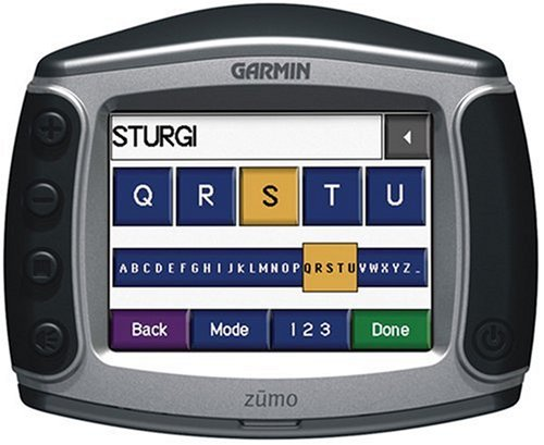 Garmin zmo 450 3.5-Inch Portable GPS Navigator