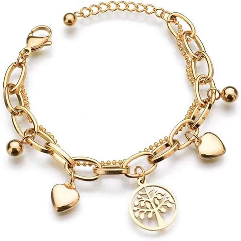 Very popular xiangshang shangmao 55% OFF Charm Bracelets Bracelet Heart Color