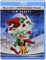 Dr. Seuss-How the Grinch Stole Christmas Combo Pac [Blu-ray] [Import]