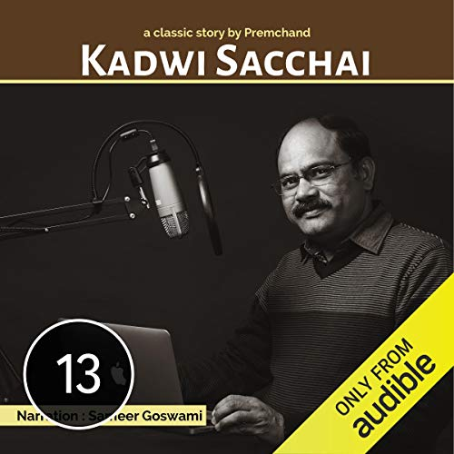 Kadwi Sachai cover art