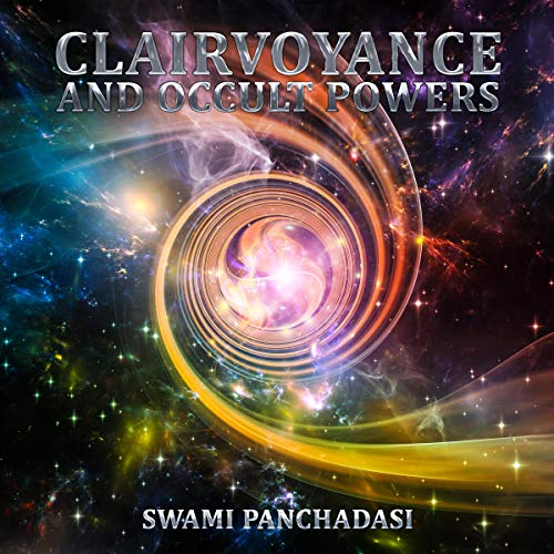 『Clairvoyance and Occult Powers』のカバーアート