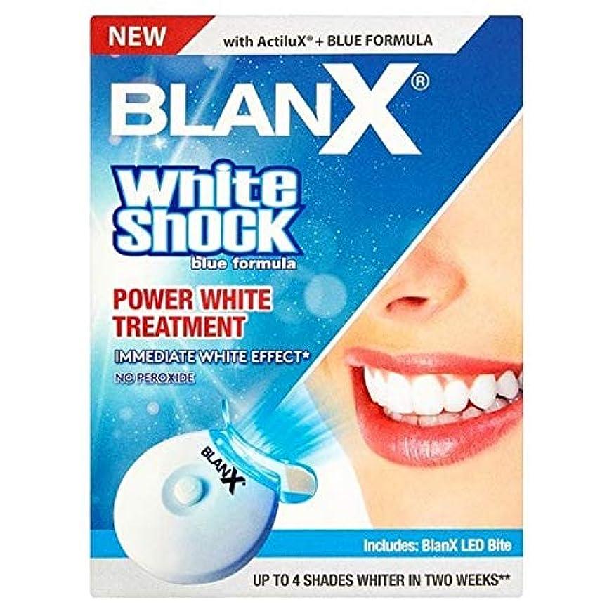 画像限り徹底[Blanx] Blanx白ショック処理50ミリリットル - BlanX White Shock Treatment 50ml [並行輸入品]