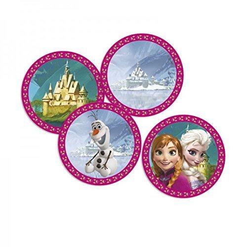 Unique Party 72122 Confettis Disney La Reine des Neiges