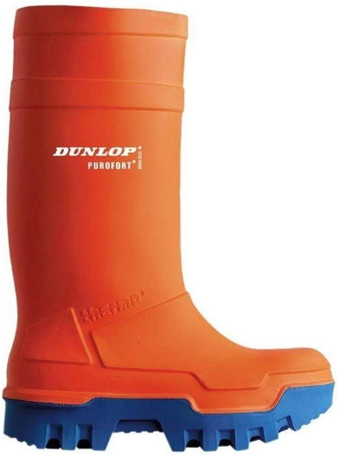 Dunlop Mens C662343 Purofort Thermo + Full Safety Wellington