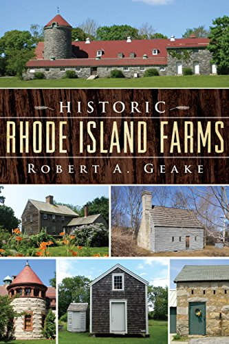 Historic Rhode Island Farms (Landmarks) (English Edition)