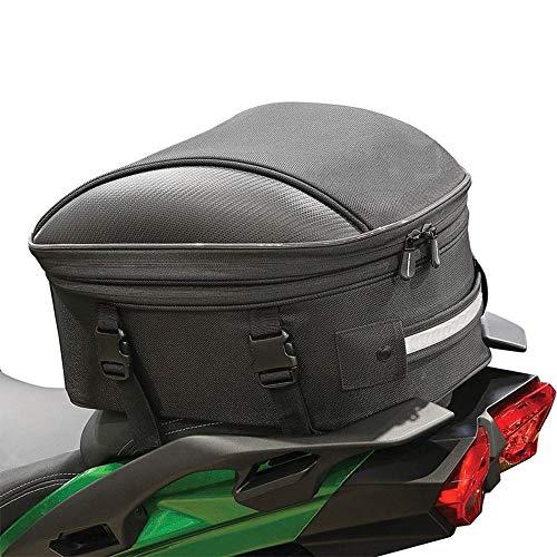 FENGHUANG Motocicleta Topcase Maleta Baúl para Motos Caja de Almacenamiento de Casco...