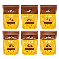 Our Banana Bread Mix is free from the Top 14 Allergens (and coconut free too!), Organic, Wholegrain, Refined Sugar & Sweetener Free Everything needed is written on the back of pack, pre-measured and put into our cute little pouches, the mix is fool-p...