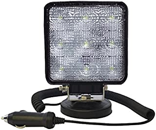Girofaro LED 12-24 V Base flexible 18 LED con 7 variedades de flash seleccionables