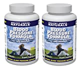 Blood Pressure Support/All Natural Blood Pressure Supplement (2 bottles/240 Capsules/120 Day Supply)
