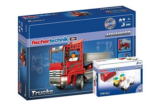 fischertechnik Trucks + LED Set