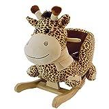 Bieco 74000500 Girafe à Bascule